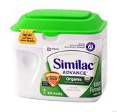 美国雅培Similac美国本土1段(0-12个月有机奶粉657g代购直邮现货2.jpg