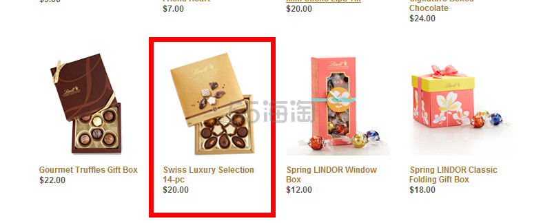 Lindt(瑞士莲)海淘攻略,世界巧克力十大品牌,巧克力行业领导品牌瑞士莲下单流程