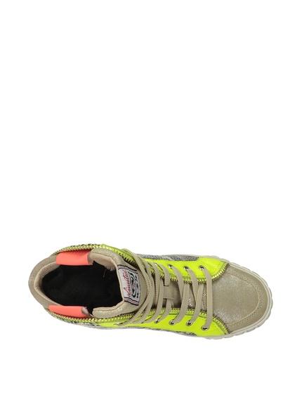转让美淘 Ash Shake Fashion Sneaker高帮运动鞋