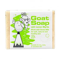 Goat Soap 山羊奶洁面皂 柠檬味