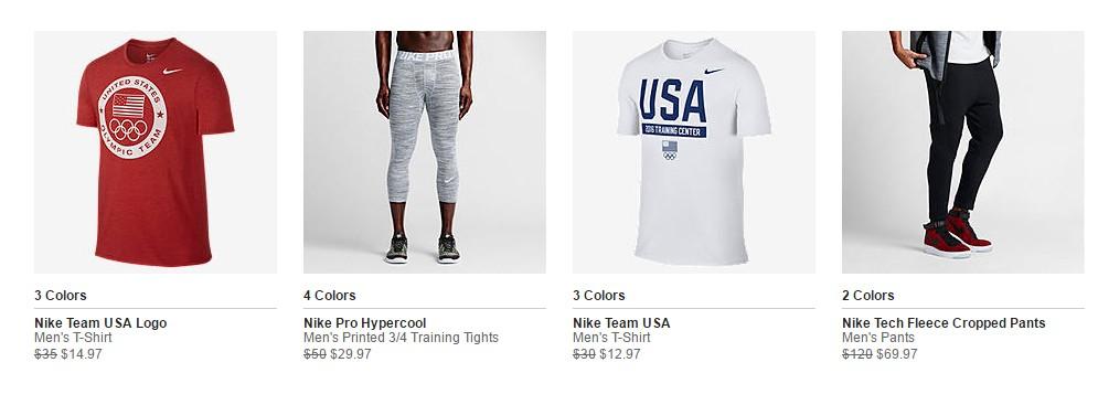 Nike美国官网部分商品48小时限时5折优惠,美私美卡代购