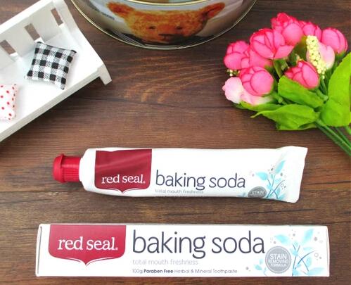新西兰Red Seal baking soda Toothpaste苏 ...