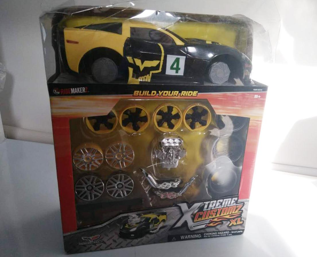 科尔维特Corvette玩具车