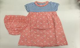 【免费试用】Boden英国时尚童装拼接粉色长裙试用报告