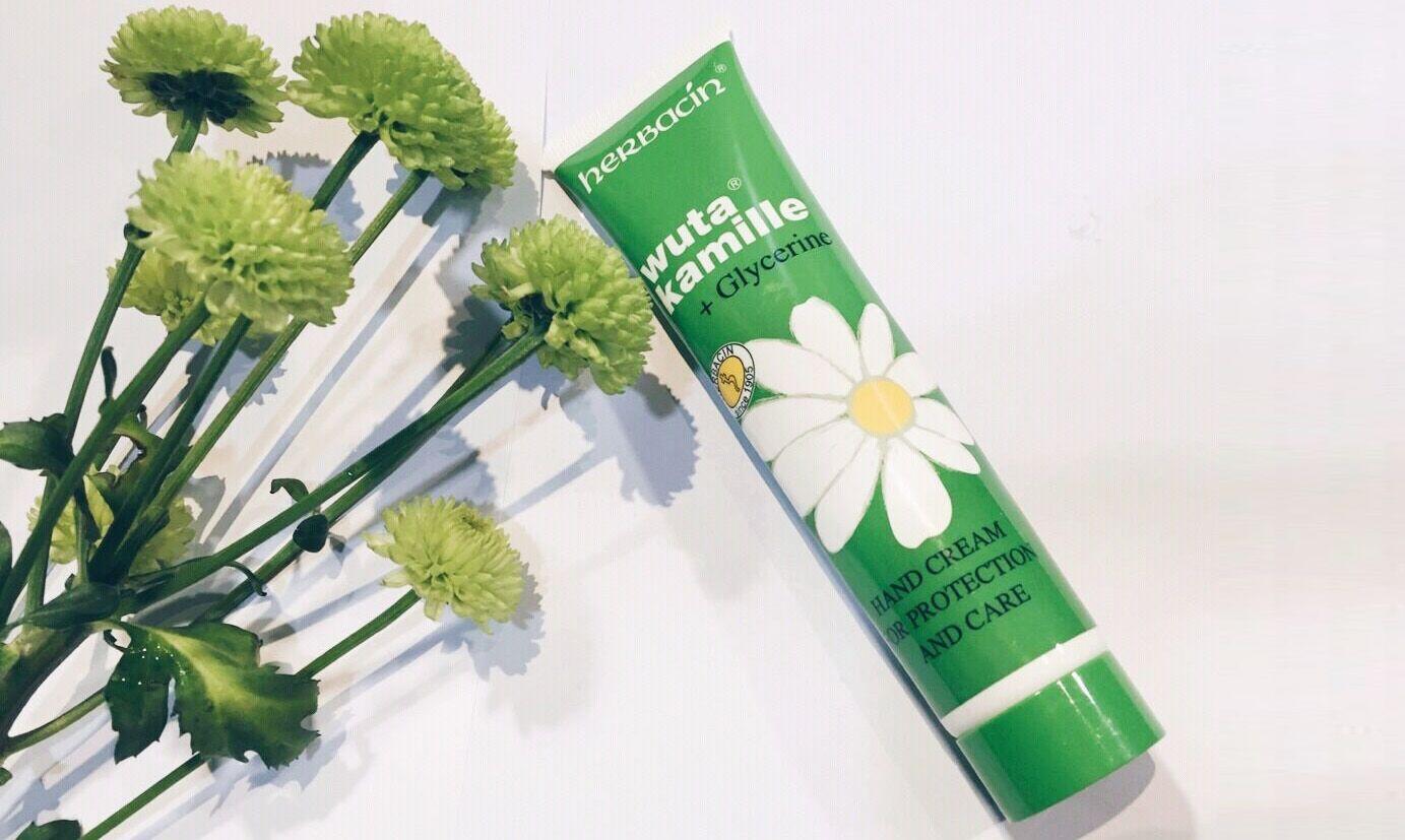 【评测试用】herbacin德国小甘菊护手霜,做个测评!