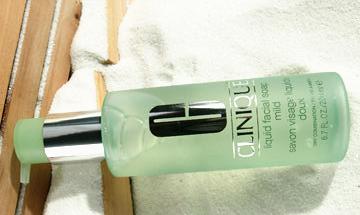 【评测试用】clinique液体洁面皂,让你的脸无油无虑~~
