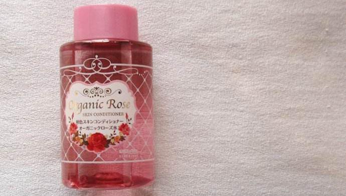 【好货推荐】粉粉的明色玫瑰收敛水,加强肌肤透明感