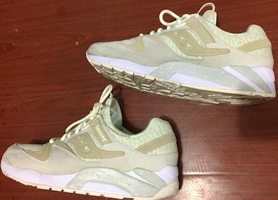 复古运动鞋 跑鞋中的劳斯莱斯 索康尼saucony grid 9000 knit 17年款 全新出啦