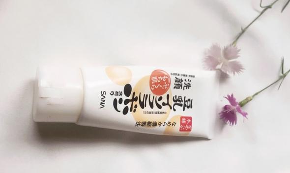 【开箱晒物】吃土小仙女的福音!SANA莎娜豆乳洗面奶!