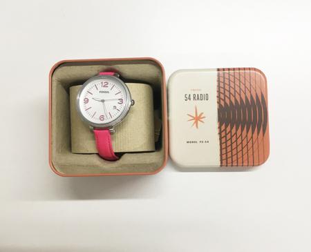 fossil 女款手表