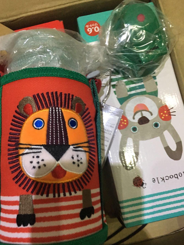 转日本亚马逊购买的17年款虎牌狮子杯、小猪杯、兔子杯