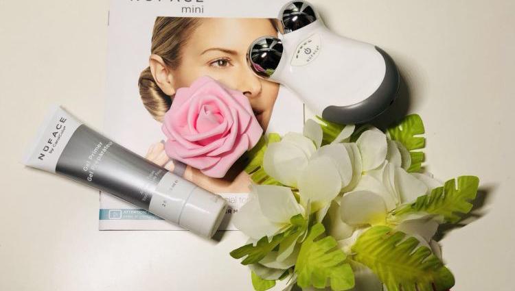 【跨年啦】2017年购置的紧肤仪--NUFACE微电波美容仪