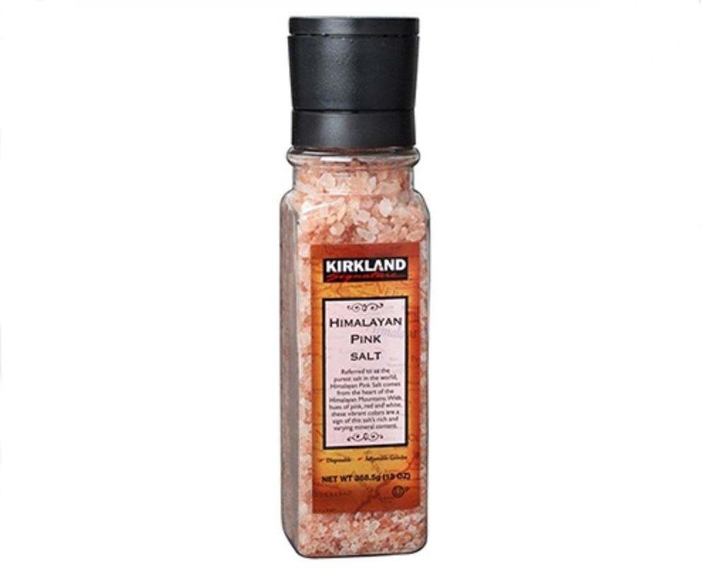 KIRKLAND signature喜马拉雅山天然玫瑰盐( ... ...
