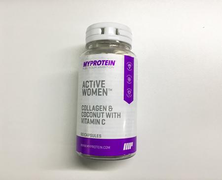Myprotein女士复合维生素片 60片(保质期至 ... ...