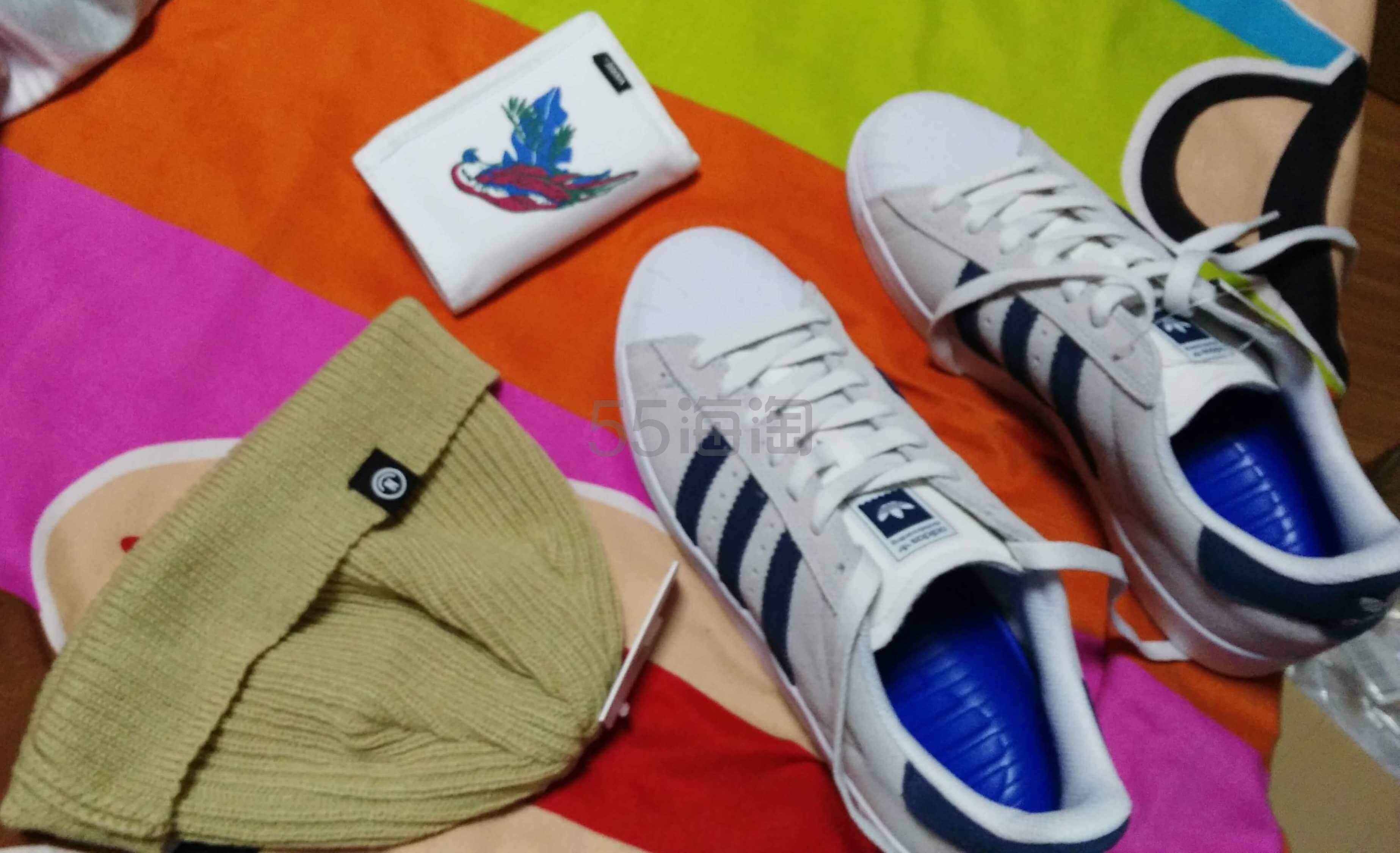 海淘优运UUrush www.tillys.com 鞋+钱包+帽子
