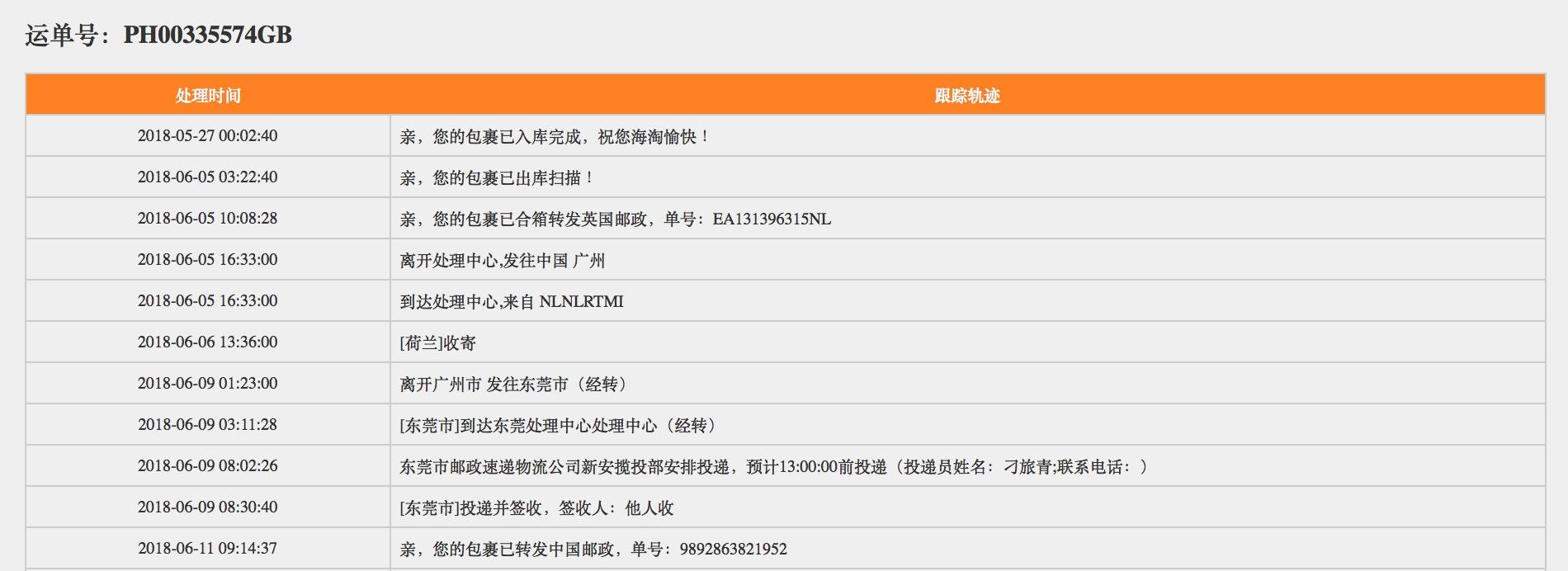 鹏华晒单:PH00335572GB 入库码:RMCL