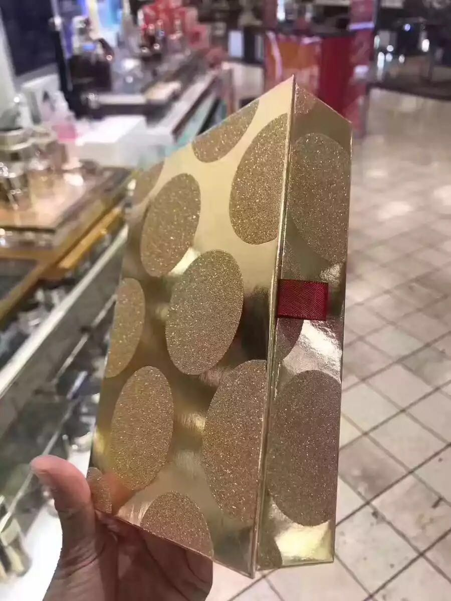 雅诗兰黛香水Q香礼盒香水四件套淡香氛!