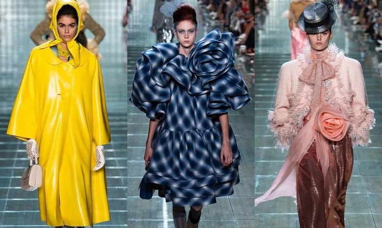 【边缘看秀】纽约时装周DAY 8|| Marc Jacobs压轴出场