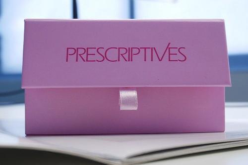 【5姐晒单】雅诗兰黛旗下品牌Prescriptives开箱评测