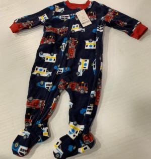 美淘已建卡特睡衣给宝宝,走的QQ-EX的f渠道历时12天到手