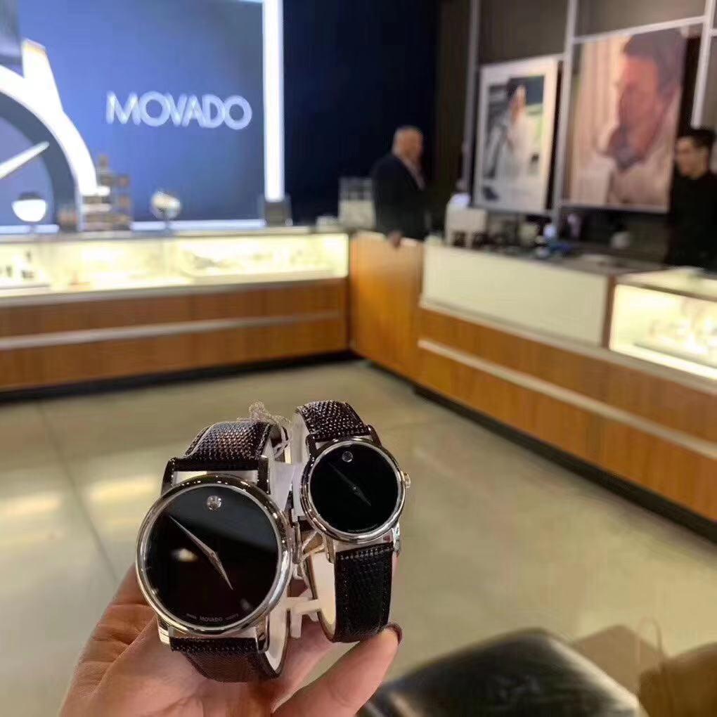 摩凡陀博物馆系列  各路明星追捧 Movado Museu瑞士
