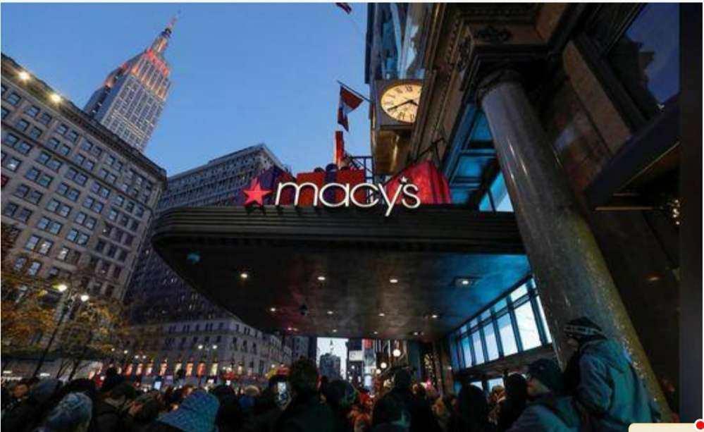😘梅西下单注意事项       梅西百货是美国最大的实体百