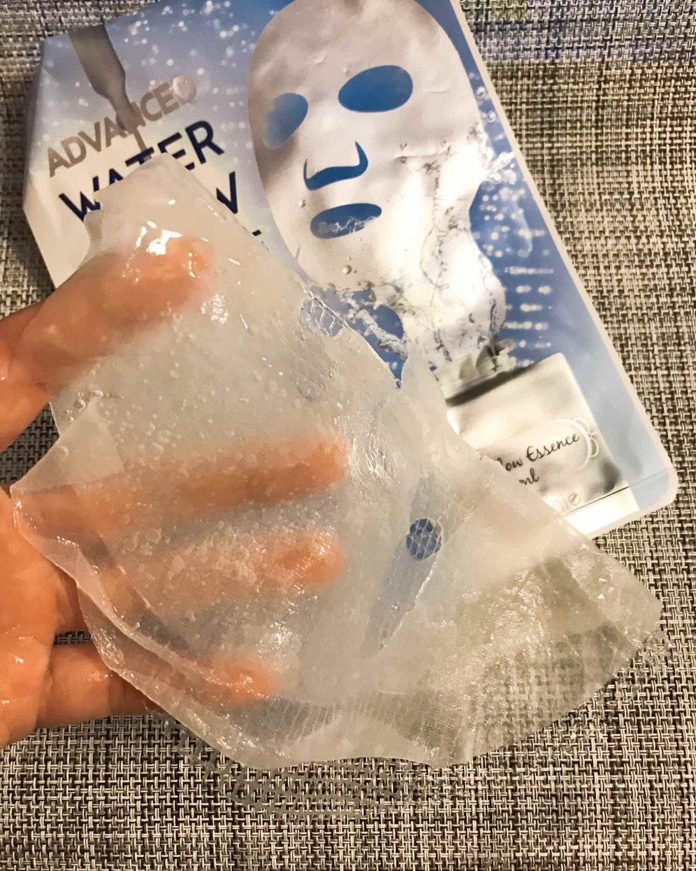 试用报告:Sasa旗下Sasatinnie水润透亮面膜