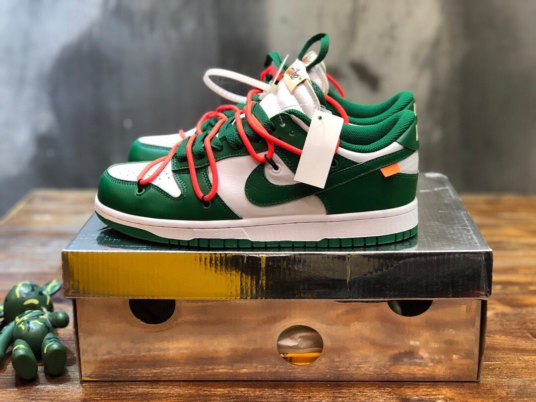 Offwhite X Nike系列DUNK联名 在 Dunk