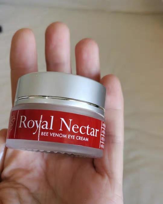 新西兰royal nectar蜂毒眼霜使用反馈: 拿什么拯救