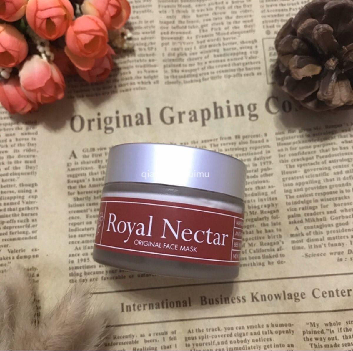 ⭕️Royal nectar皇家蜂毒面膜⭕️ ✅购买网站:h