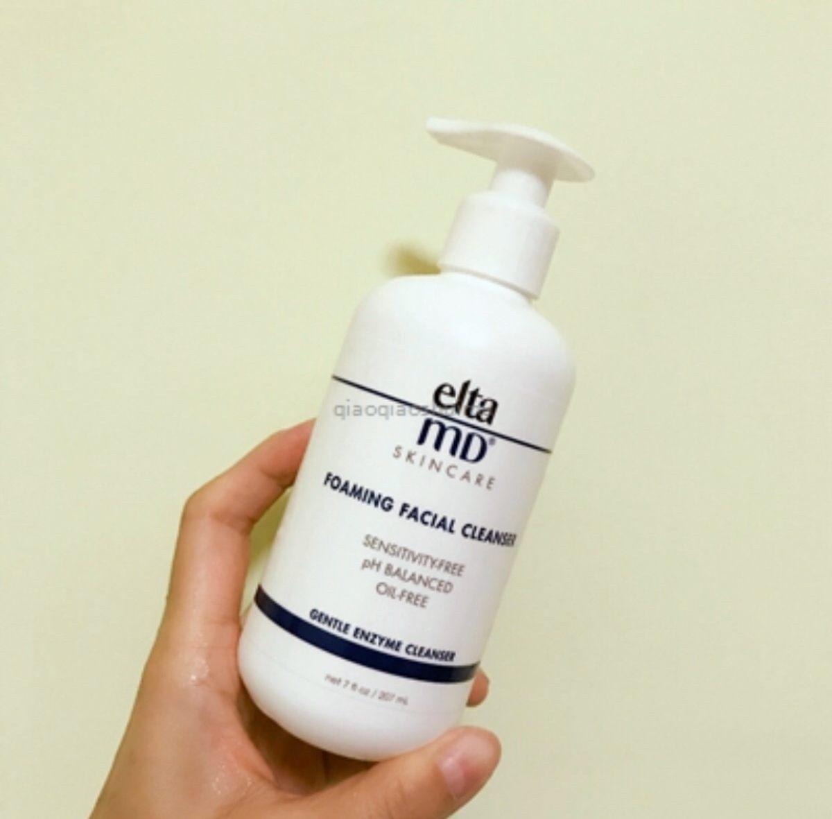 EltaMD氨基酸泡沫洁面乳,超推荐的一款洗面奶喔😉 之前