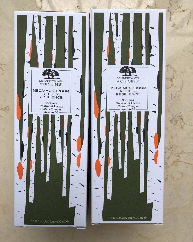 330包邮非偏远出悦木之源蘑菇水400ml,去年黑五购买