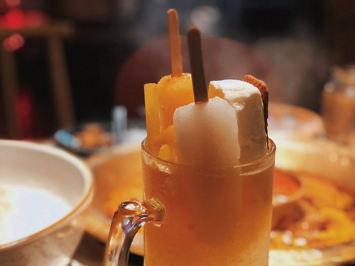 🍲打卡哥老官火锅🍲 听闻很久的网红火锅 终于在武汉开啦
