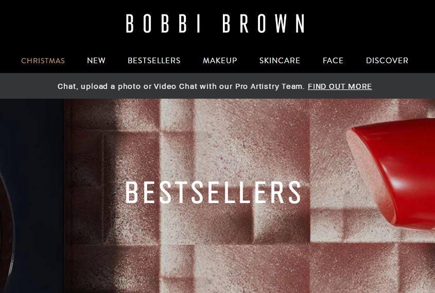 黑五海淘怎么少的了Bobbi Brown呢? 英国官网活动力