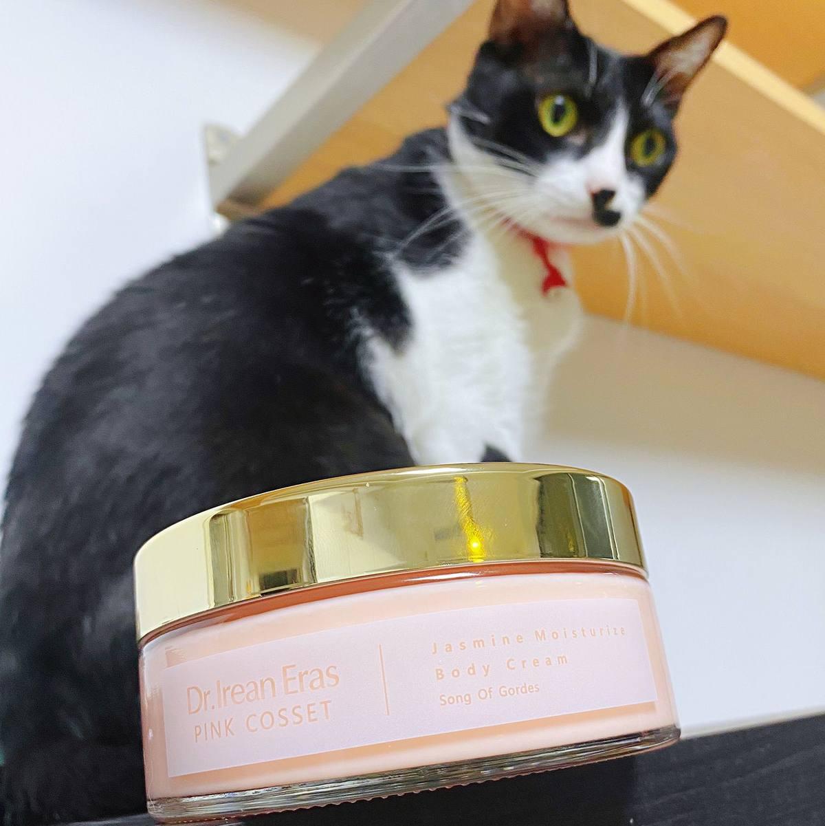 Dr.艾琳茉莉润肤身体霜,这是一款来自法国的身体护理品牌,他