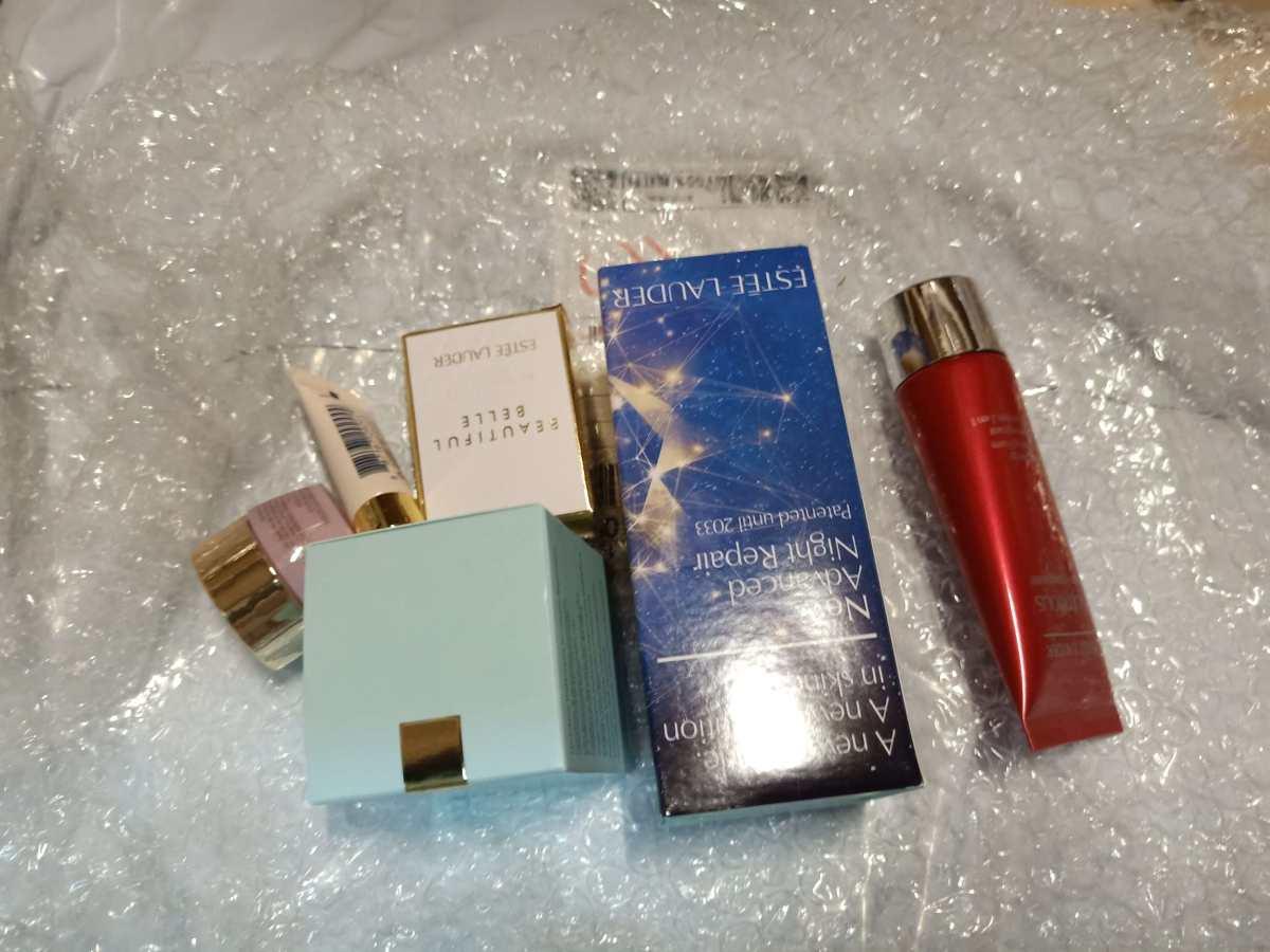 雅诗兰黛到啦,出眼霜和香水小样,都带盒,全新未拆封,走🐟,