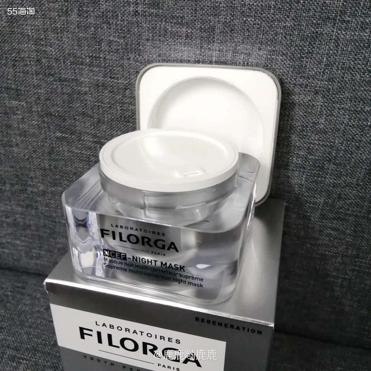 菲洛嘉血清再生水光睡眠面膜测评来啦❤  非常感谢55和金主霸