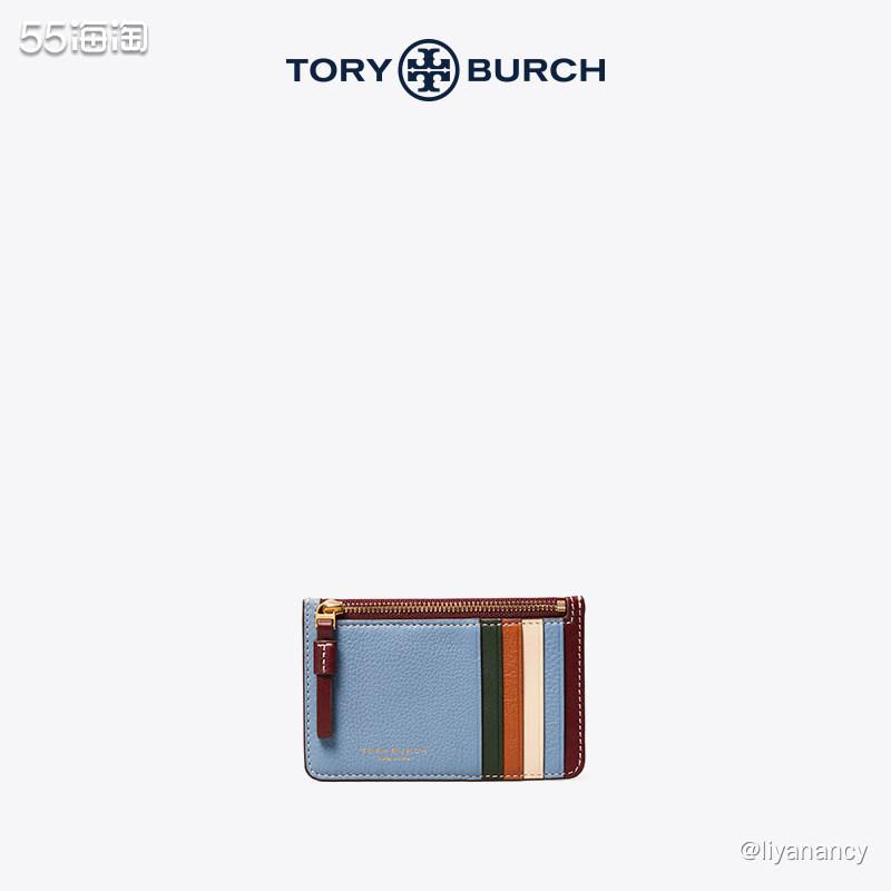 运通卡黑五剁手清单:tory burch撞色卡包  🍇最近