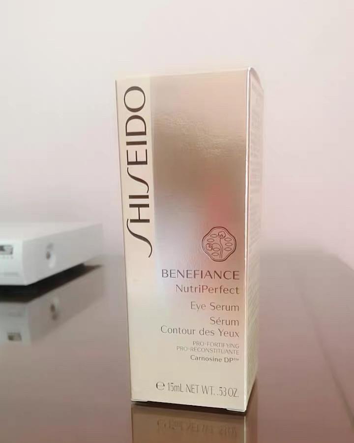 👁亚马逊海外购值得买之Shiseido资生堂盼丽风姿金采丰