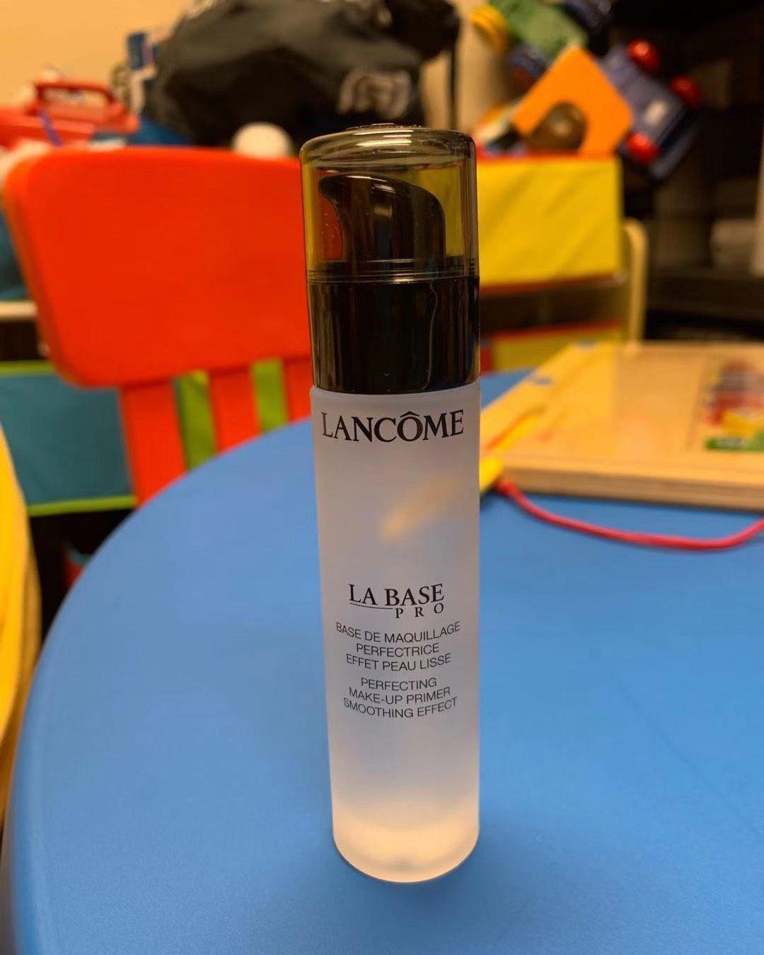 必买产品|兰蔻妆前乳 这款被低估的兰蔻妆前乳!!谁用谁爱 �
