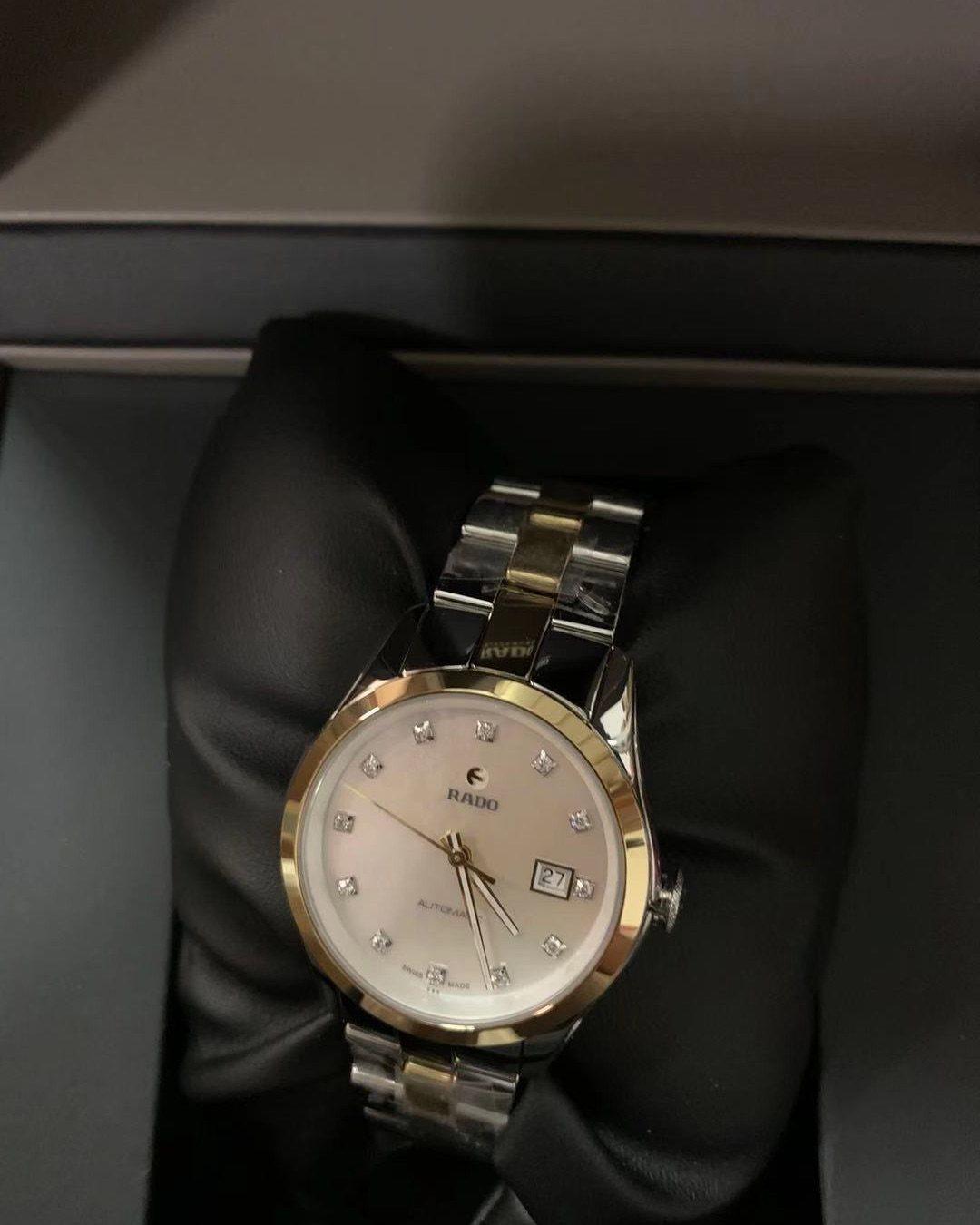 海淘剁手手表一块,发货快包装仔细到货无损坏,在J 网站买的