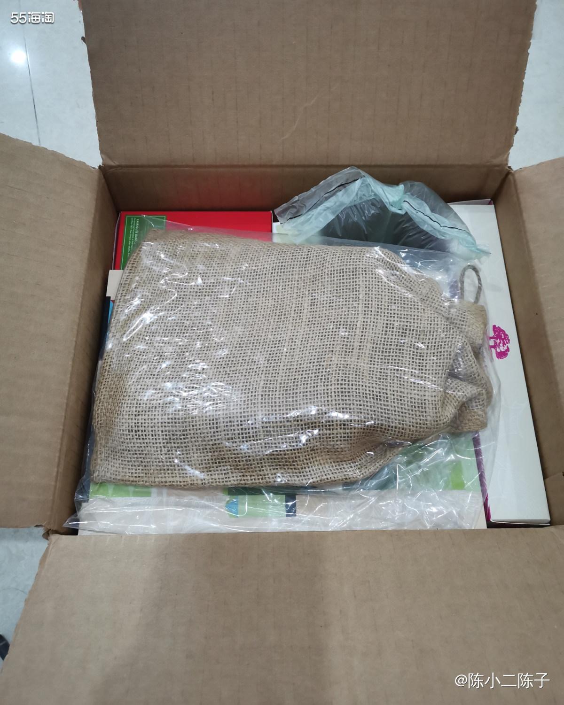 悦木之源圣诞礼盒装走中环转运无忧线前后十五天到手 这个圣诞礼