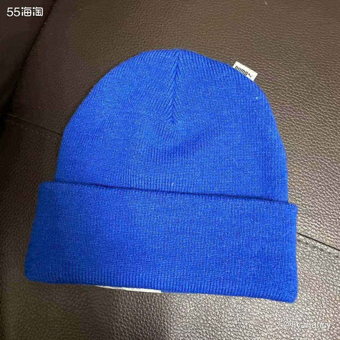 puma毛线帽  ✨这是一款很运动风的毛线帽,之前我还不是很