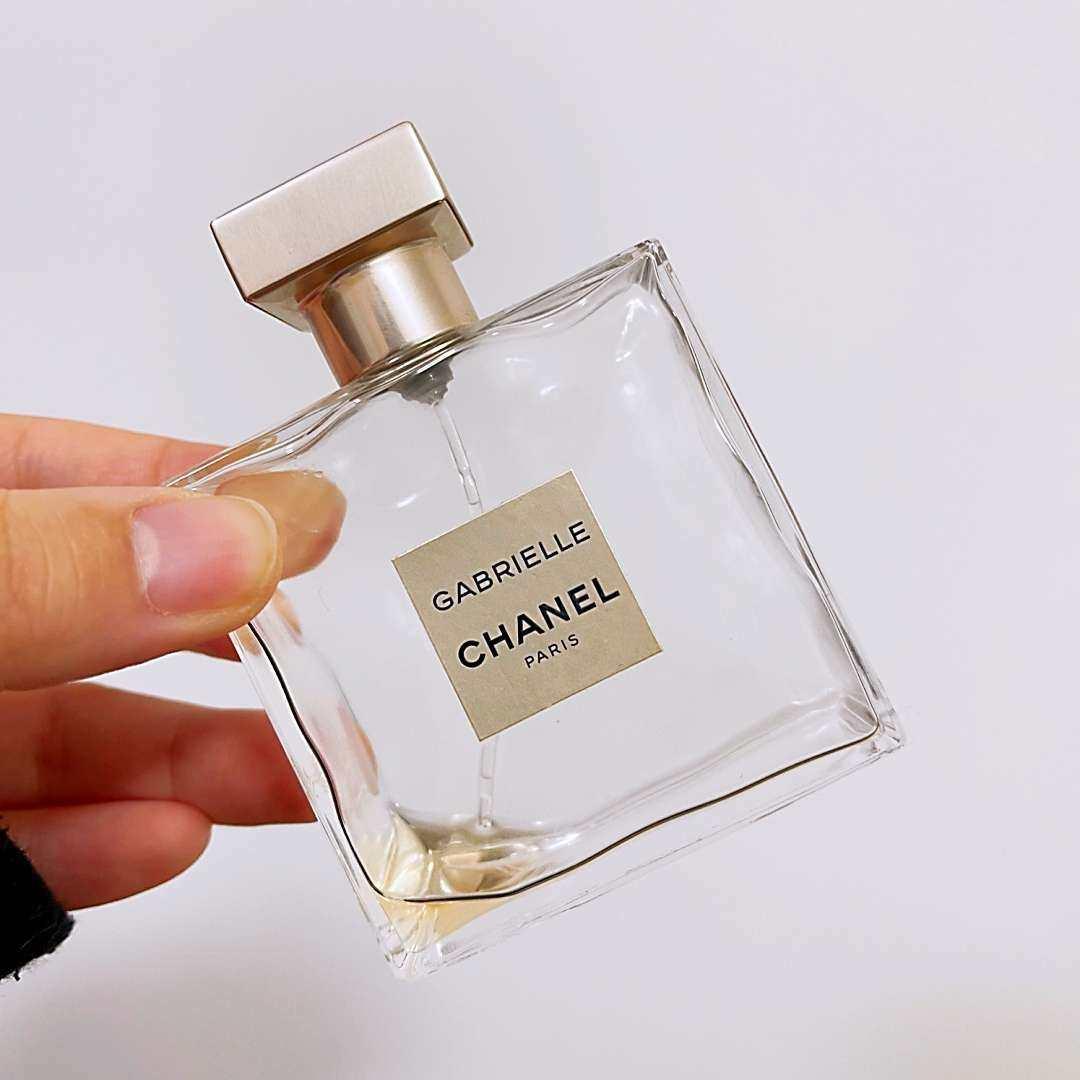 年度空瓶记~CHANEL嘉柏丽尔香水🌸🌸  去年用到今