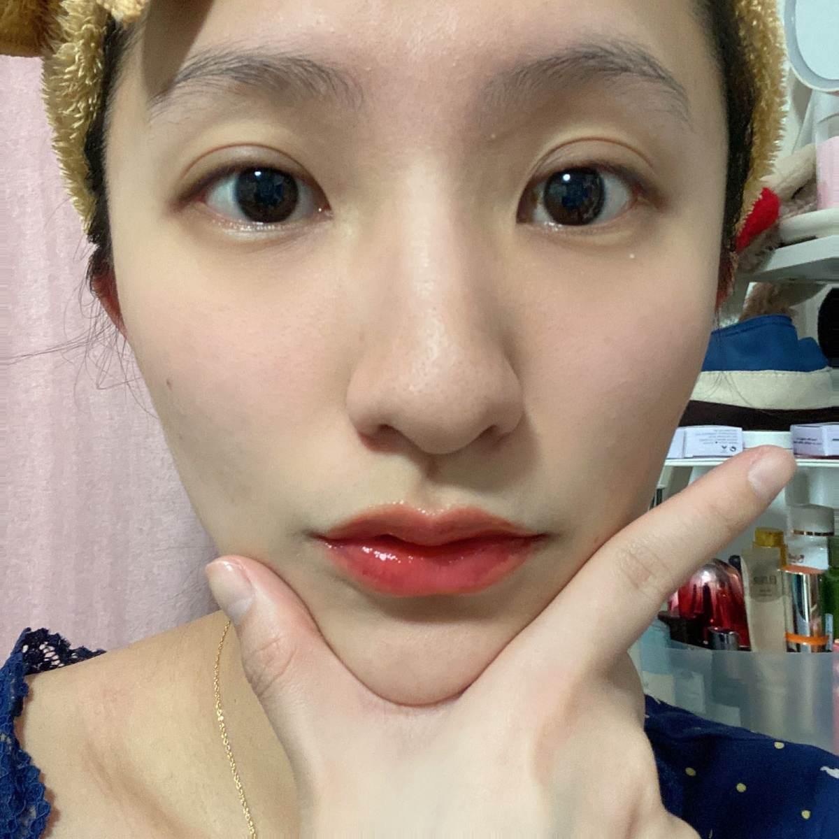 7天口红挑战DAY21💄YSL镜面唇釉207 绝版西柚色!