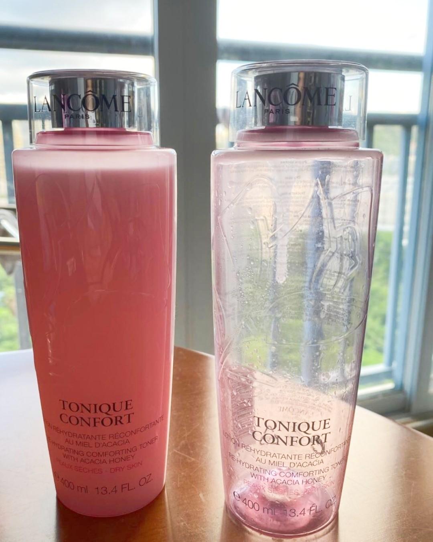 年度空瓶分享~Lancome兰蔻粉水,空瓶无限回购!  ✨