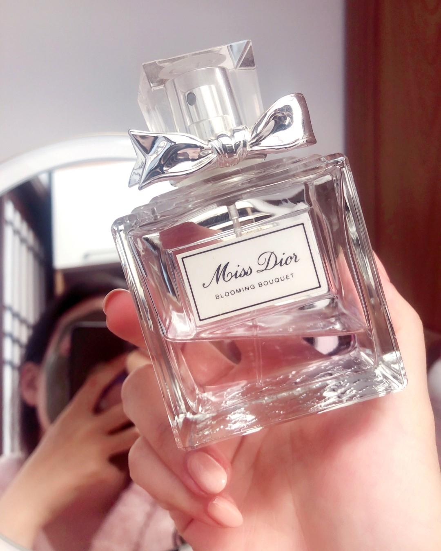 年度空瓶记~Miss Dior 迪奥小姐花漾甜心🌸  去