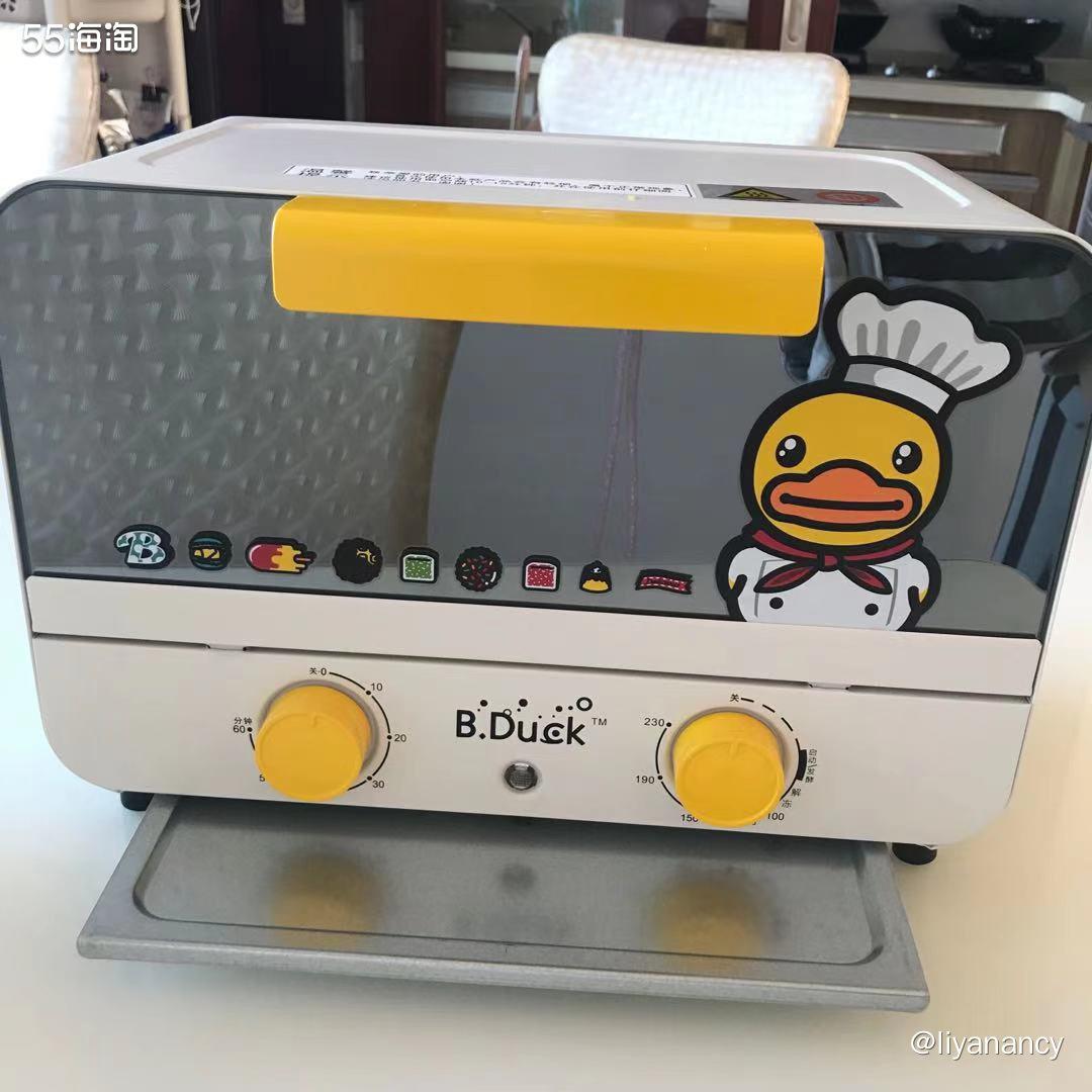 小黄鸭烤箱  ✨今年由于东北疫情的原因,过年不能回家,全家人