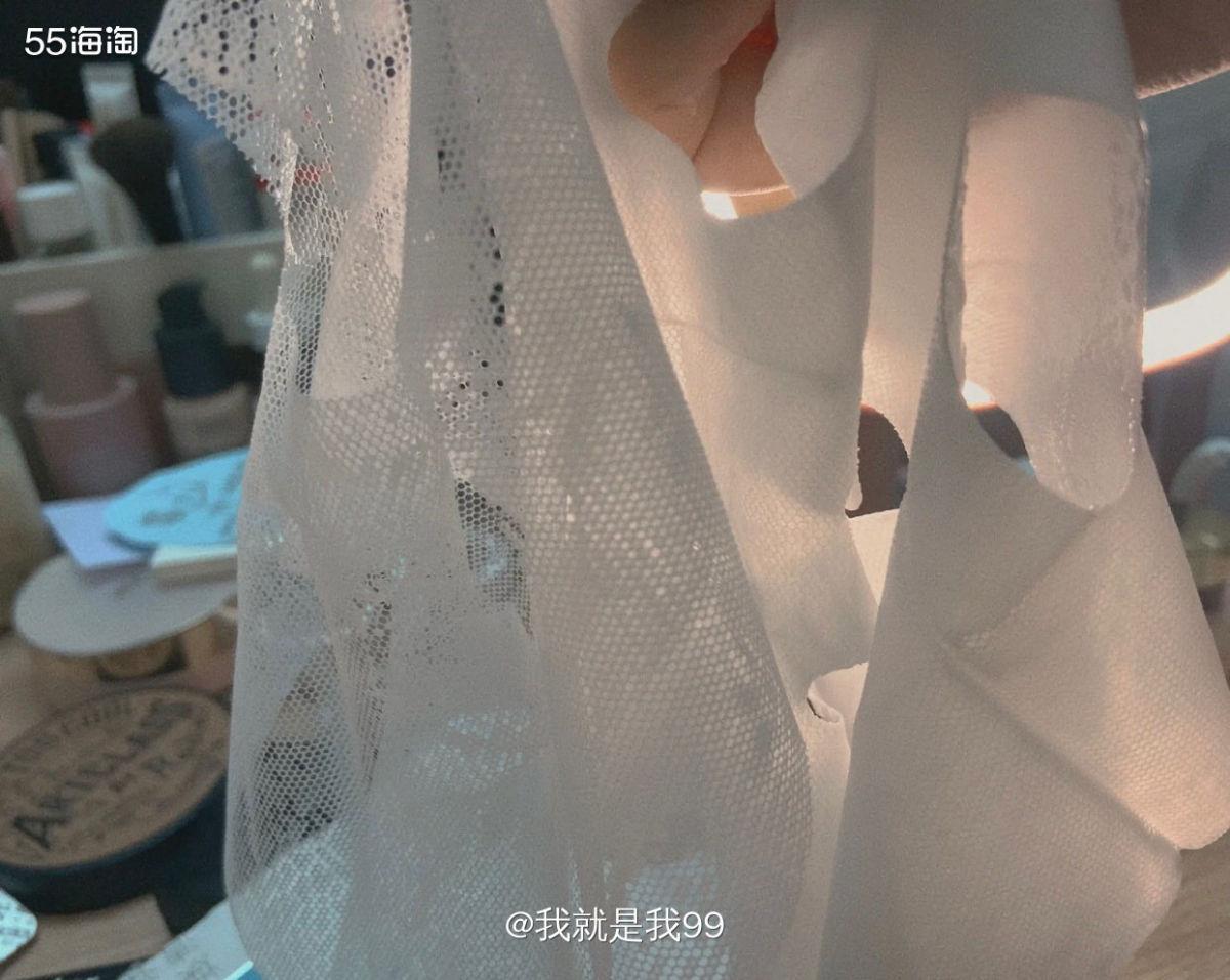 空瓶记#美即奶皮面膜 这是在看李佳琪直播的时候囤的,已经用空