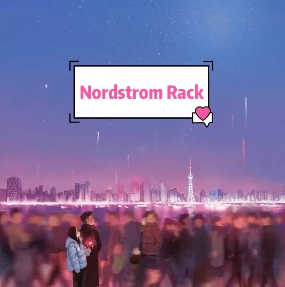 #新春晒单挑战#Nordstrom Rack  今天看到No